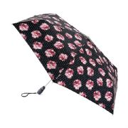 Fulton Rosie Pin Spot Open & Close Superslim-2 with Safety Handle Umbrella